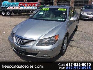 Acura Rl For Sale >> Used 2007 Acura Rl For Sale In Dorchester Ma Carzing