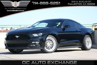 Oc Auto Exchange >> 2015 Ford Mustang Ecoboost Coupe 2d