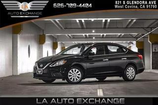 La Auto Exchange >> 2016 Nissan Sentra Sv Sedan 4d