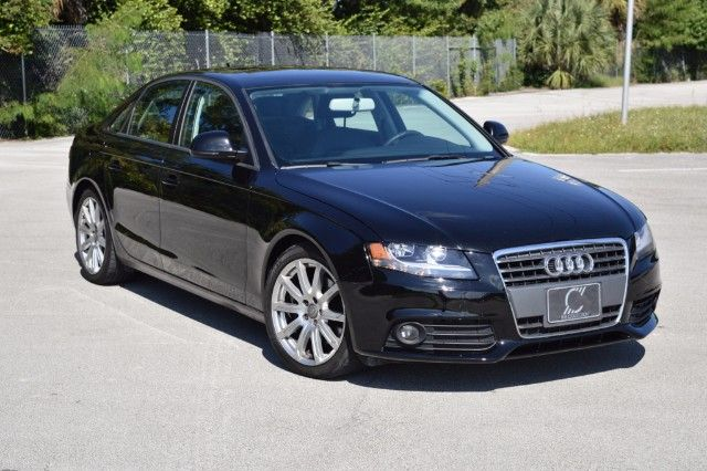 Used Audi A4 Miami Fl