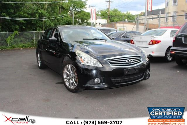 Used Infiniti G37 Sedan Paterson Nj