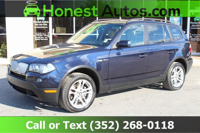 Used Bmw X3 Fruitland Park Fl