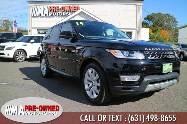 Used Land Rover Range Rover Sport Huntington Station Ny