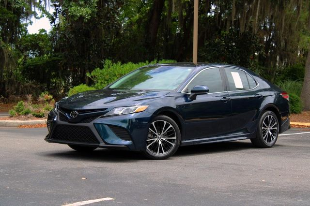 2020 TOYOTA CAMRY 1 of 21