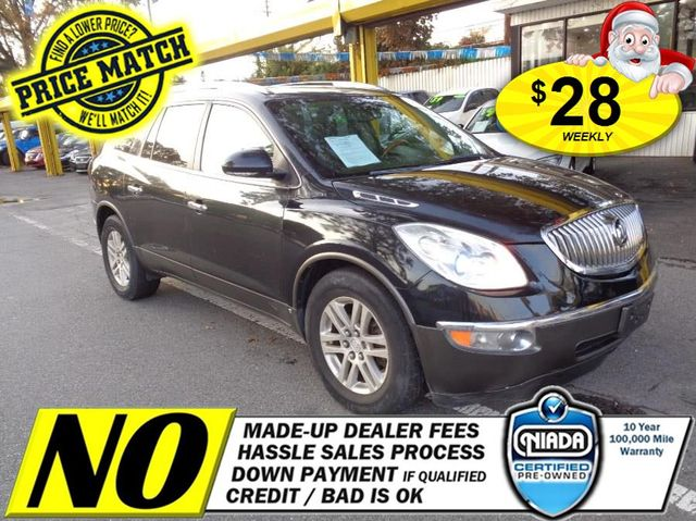 Used Buick Enclave Ny