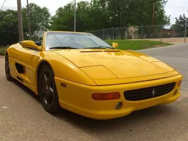 Used 1995 Ferrari F355 For Sale In Omaha Ne Carzing