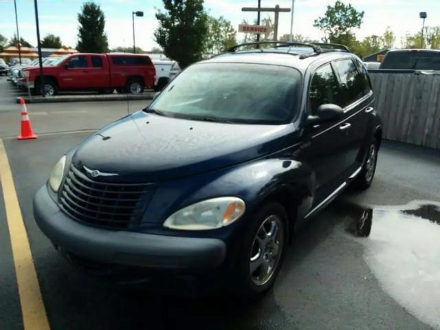2002 Chrysler PT Cruiser Limited Sport Wagon 4DAvenue Auto Inc 2703 W Michigan Ave Jackson MI 49