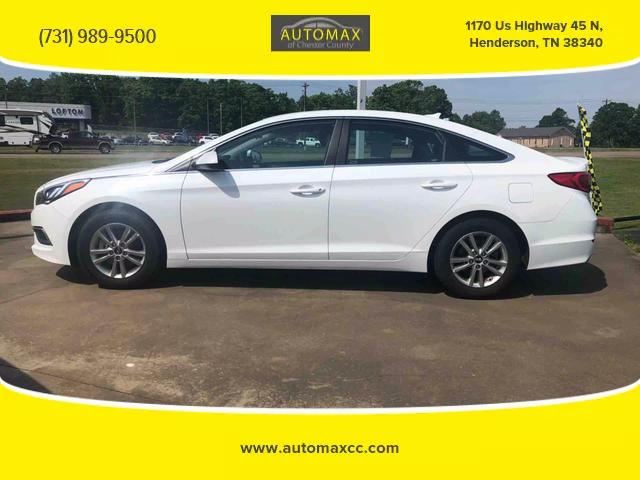 Hyundai Sonata Sedan 4D 2017