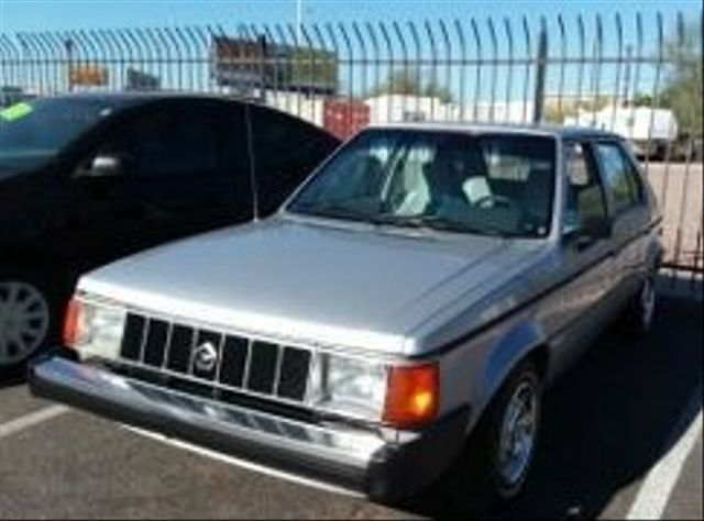 1990 plymouth horizon for sale