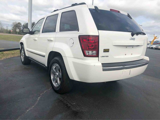 Jeep Grand Cherokee Limited Sport Utility 4D 2006