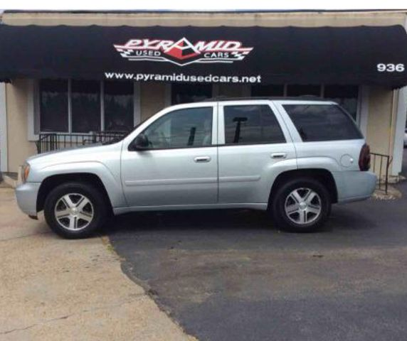 Chevrolet Used Inventory: 2007 CHEVROLET TRAILBLAZER
