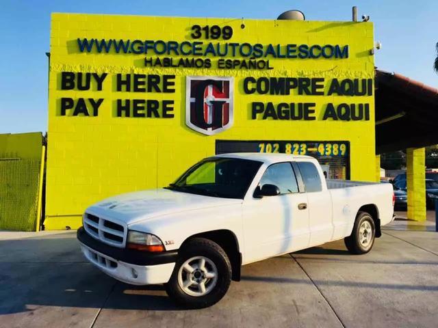 Used 1998 Dodge Dakota Club Cab For Sale In Las Vegas Nv Carzing