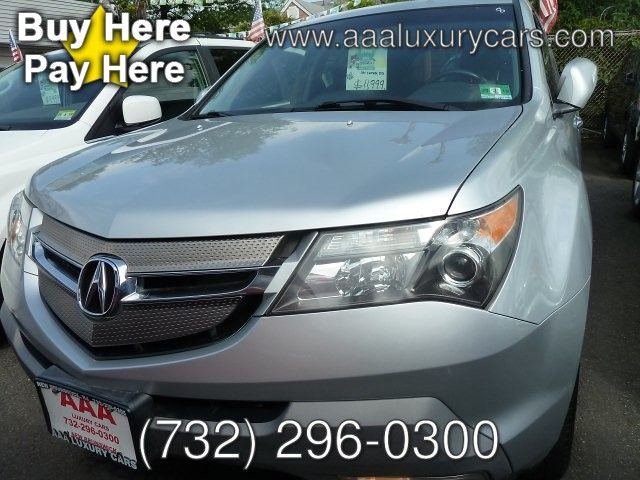 Used Acura Mdx New Brunswick Nj