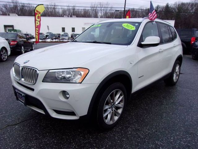 Used Bmw X3 Methuen Ma