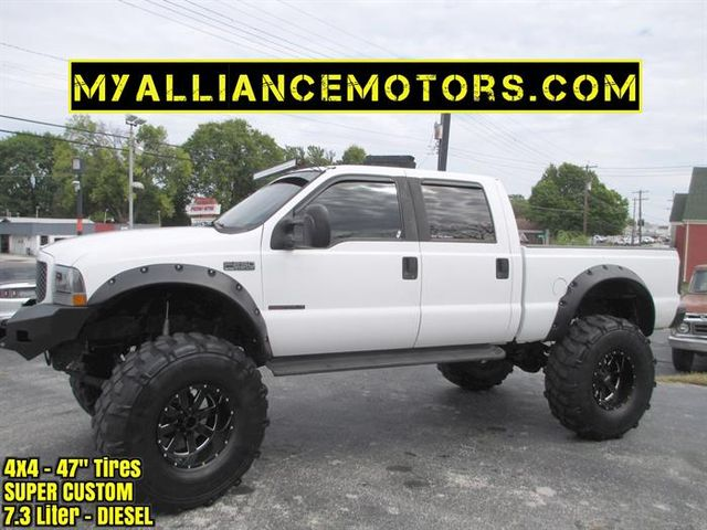 Ford F250 Super Duty For Sale >> Used Ford F250 Super Duty Crew Cab 2000 For Sale In Springfield Mo Alliance Motors Llc