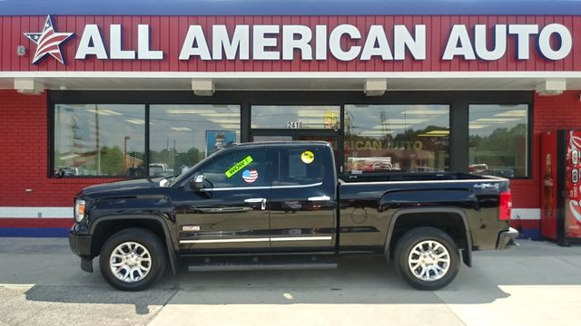 Used Gmc Sierra 1500 Double Cab 2015 For Sale In
