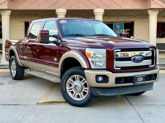 USED FORD F250 SUPER DUTY CREW CAB 2012 for sale in ...