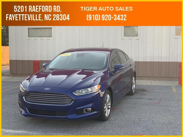 Tiger Auto Sales >> 2016 Ford Fusion Tiger Auto Sales