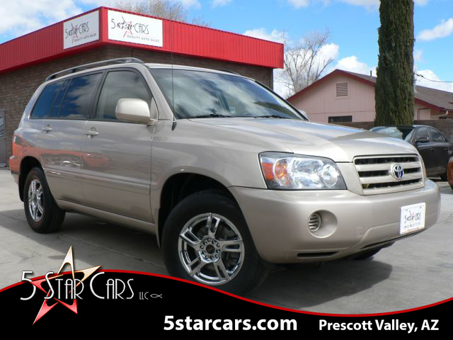 Used Toyota Highlander 2005 For Sale In Prescott Valley Az 5 Star Cars Llc