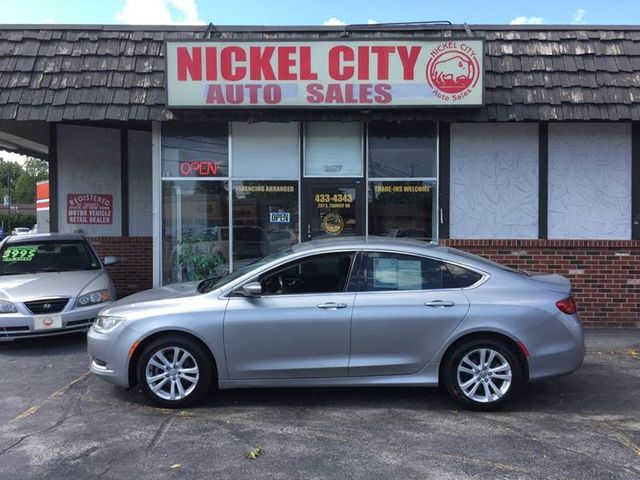 Used Chrysler 200 Lockport Ny