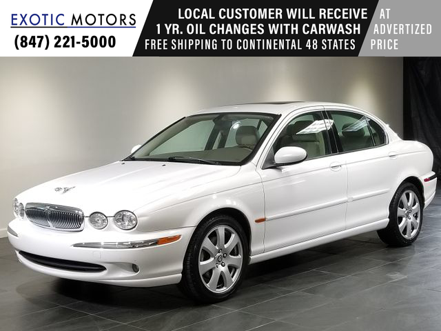 USED JAGUAR X-TYPE 2004 for sale in Rolling Meadows, IL ...