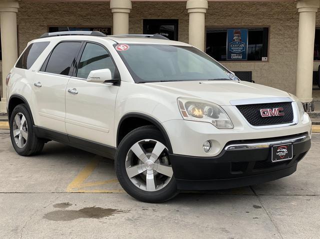 USED GMC ACADIA 2010 for sale in Mcallen, TX | McAllen ...