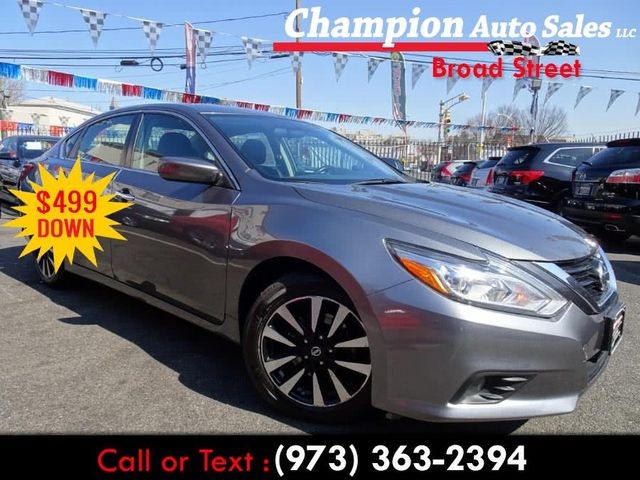 Used Nissan Altima Newark Nj