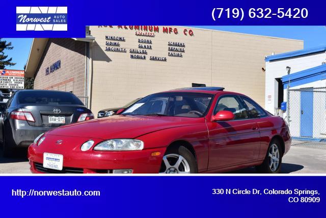 Used Lexus Sc 1996 For Sale In Colorado Springs Co