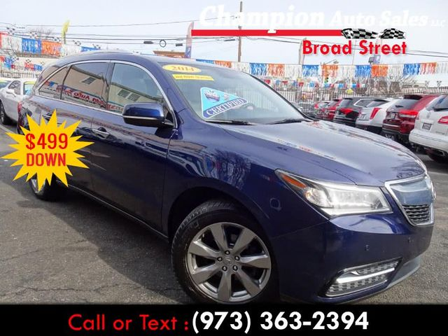 Used Acura Mdx Newark Nj