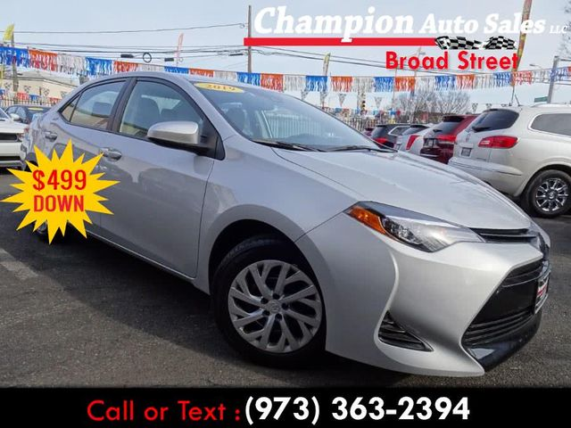 Used Toyota Corolla Newark Nj