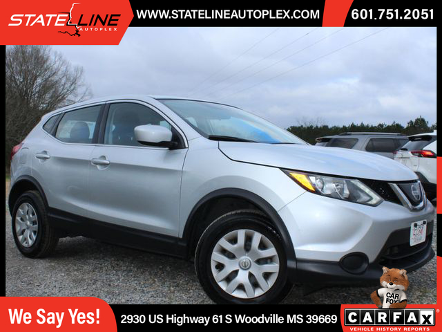 USED NISSAN ROGUE SPORT 2018 for sale in Woodville, MS ...