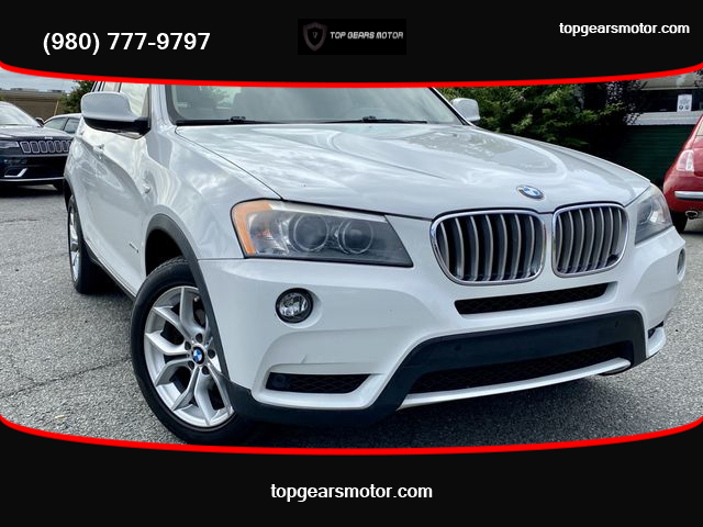 Buy Here Pay Here Rock Hill Sc >> USED BMW X3 2011 for sale in Rock Hill, SC | TOP GEARS MOTOR