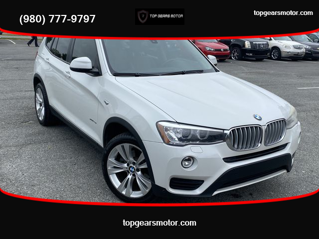 Buy Here Pay Here Rock Hill Sc >> USED BMW X3 2016 for sale in Rock Hill, SC | TOP GEARS MOTOR