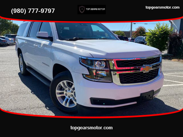 Buy Here Pay Here Rock Hill Sc >> USED CHEVROLET SUBURBAN 2016 for sale in Rock Hill, SC ...