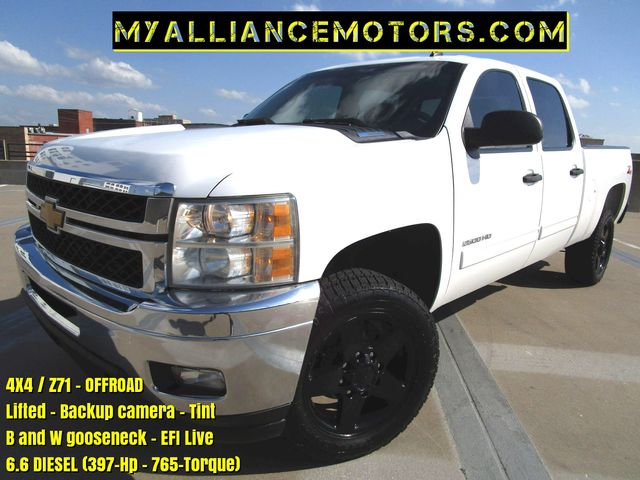 Chevy Dealer Springfield Mo >> USED CHEVROLET SILVERADO 2500 HD CREW CAB 2011 for sale in Springfield, MO | Alliance Motors, LLC.