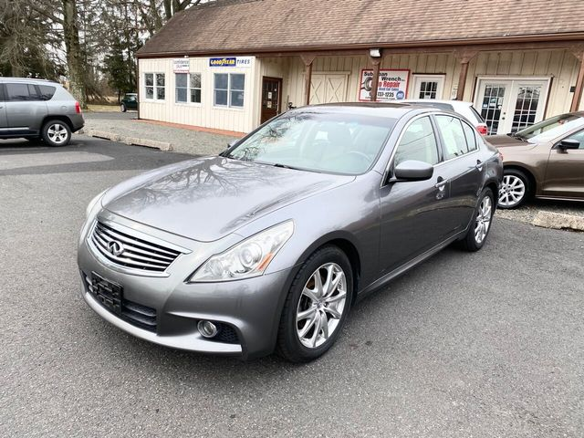 Used Infiniti G37 Sedan Pennington Nj