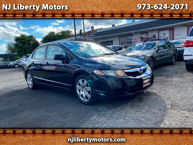 Used Honda Civic Sedan Newark Nj