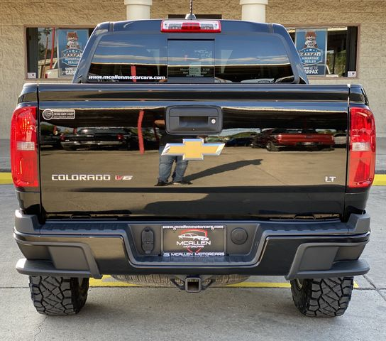 USED CHEVROLET COLORADO CREW CAB 2017 for sale in Mcallen ...