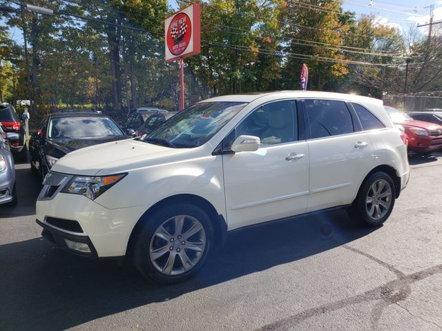 Used Acura Mdx Danbury Ct