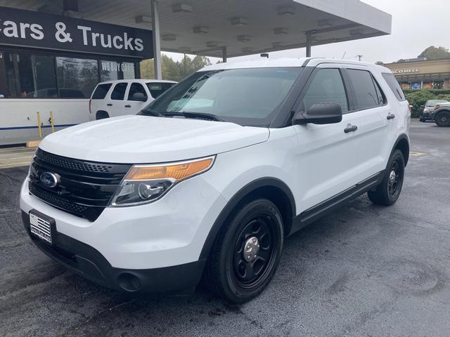2015 Ford Truck Explorer - Image 1