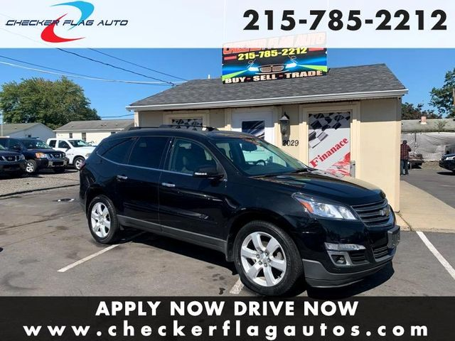 Used Chevrolet Traverse Croydon Pa