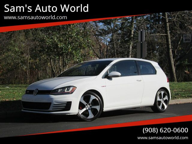 Used Volkswagen Golf Gti Roselle Nj