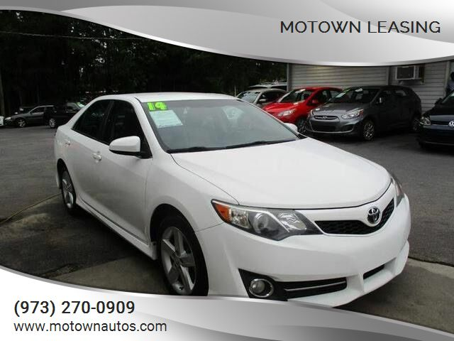 Used Toyota Camry Morristown Nj