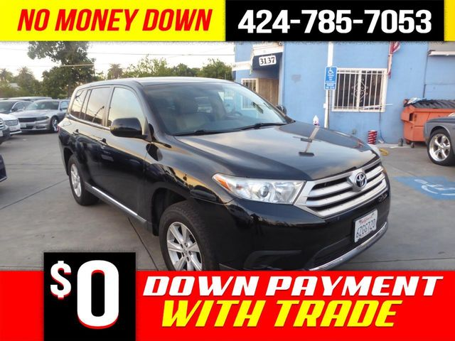 Used Toyota Highlander Lynwood Ca