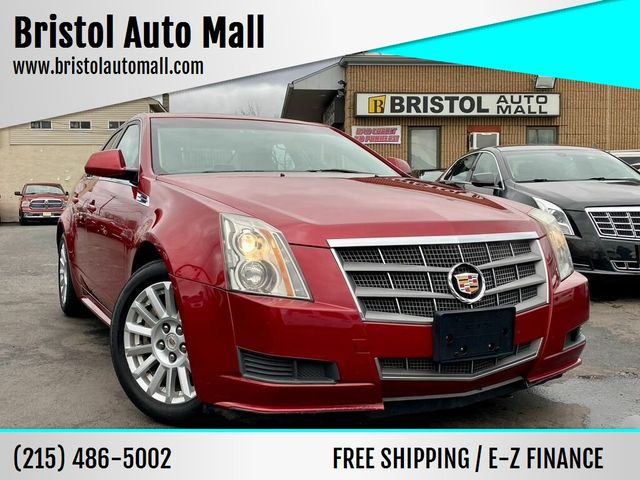 Used Cadillac Cts Sedan Levittown Pa