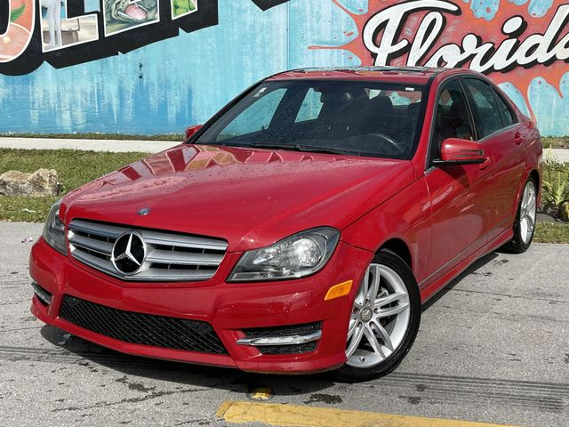 Used Mercedes Benz C Class Hollywood Fl