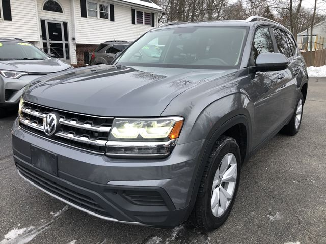 Used Volkswagen Atlas Whitman Ma