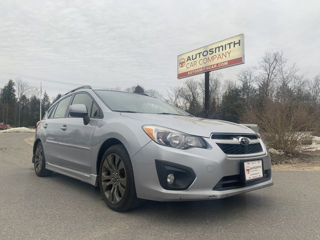 Used Subaru Impreza Wagon Northwood Nh
