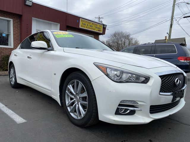 Used Infiniti Q50 New Haven Ct