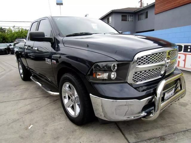 2014 RAM 1500 QUAD CAB 1 of 32